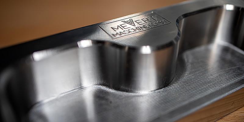 Hochwertige Bauteile aus Metall