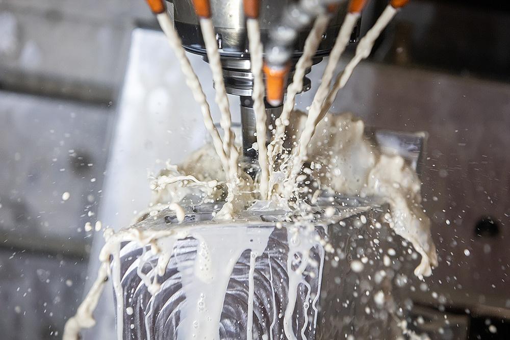 Fräsen Erodieren Bohren. Mevert Maschinenbau